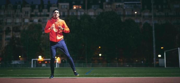 échauffement de sport efficace