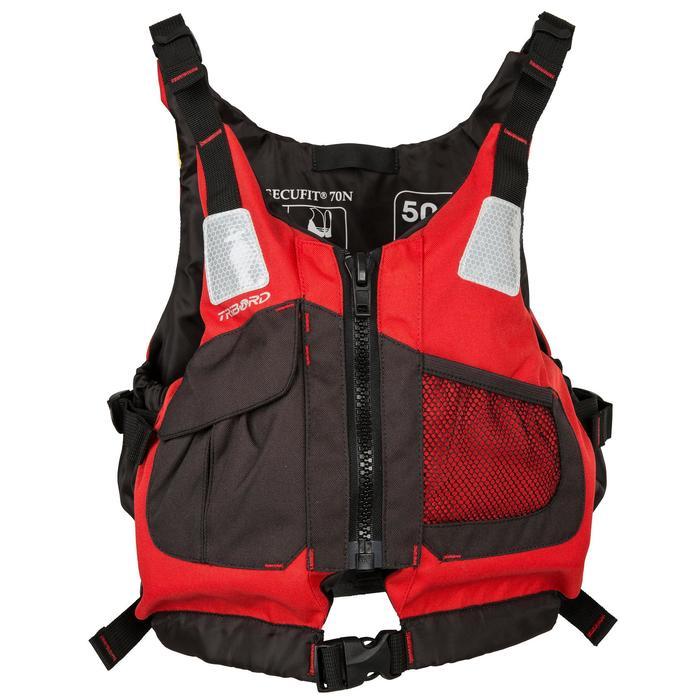 Gilet d'aide à la flottabilité BA500 70 N kayak - 178048