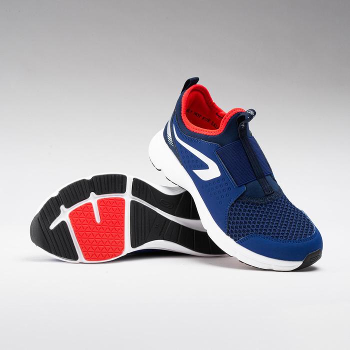 兒童款運動鞋AT RUN SUPPORT - 藍色