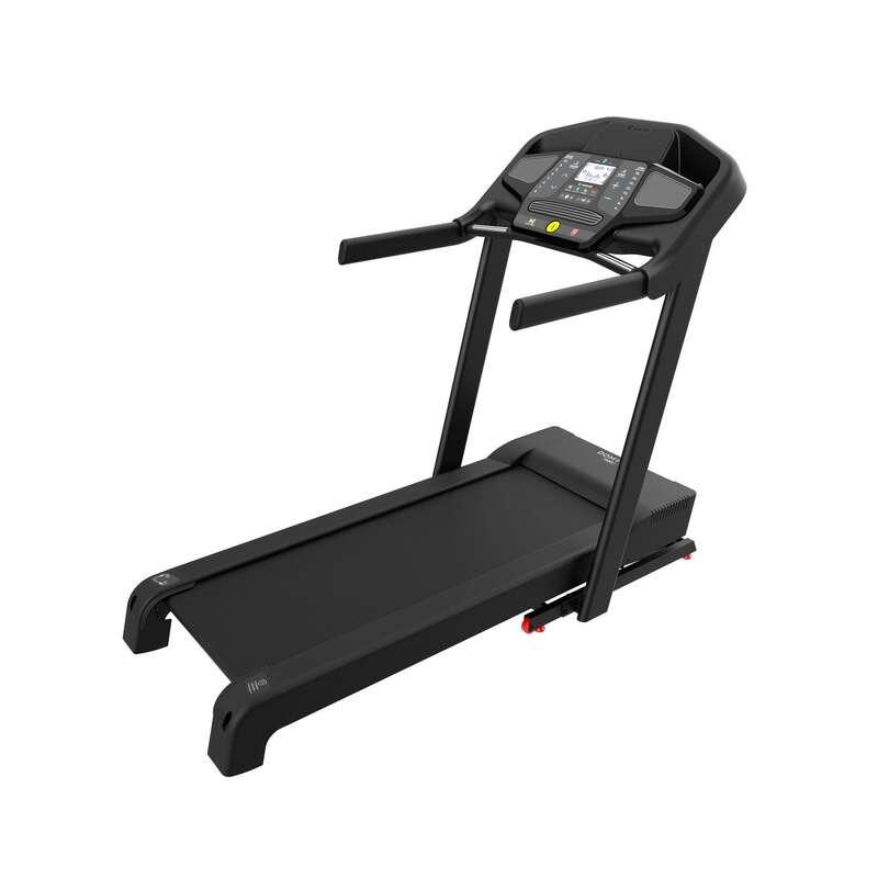 FITNESZ FUTÓ- ÉS GYALOGLÓPAD Fitnesz gépek, kardió ruházat - Futópad T900C DOMYOS - Fitness - DOMYOS