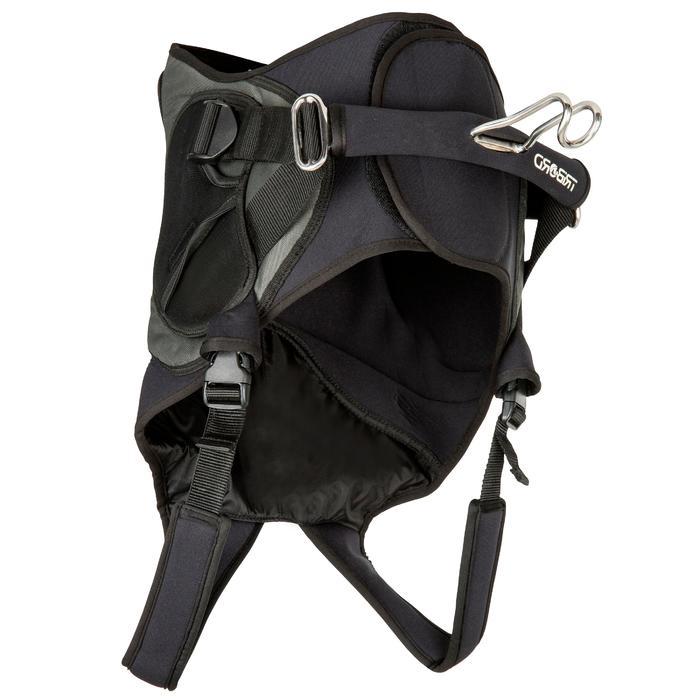 Harnais culotte planche à voile noir - 178077