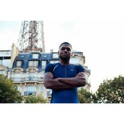 COMBINAISON D'ATHLÉTISME HOMME BLEU