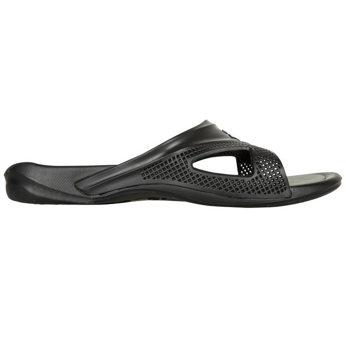 SANDALE NATATION ARENA HYDROFIT MAN BLACK ANTHRACITE