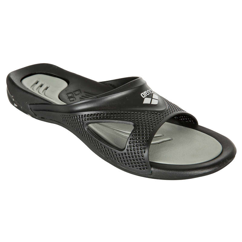 POOL SHOES - ARENA HYDROFIT M SANDALS BLACK ARENA