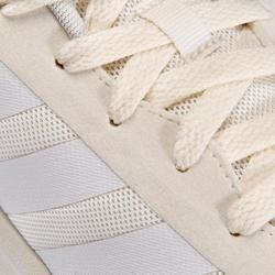 Herensneakers voor sportief wandelen Lite Racer wit