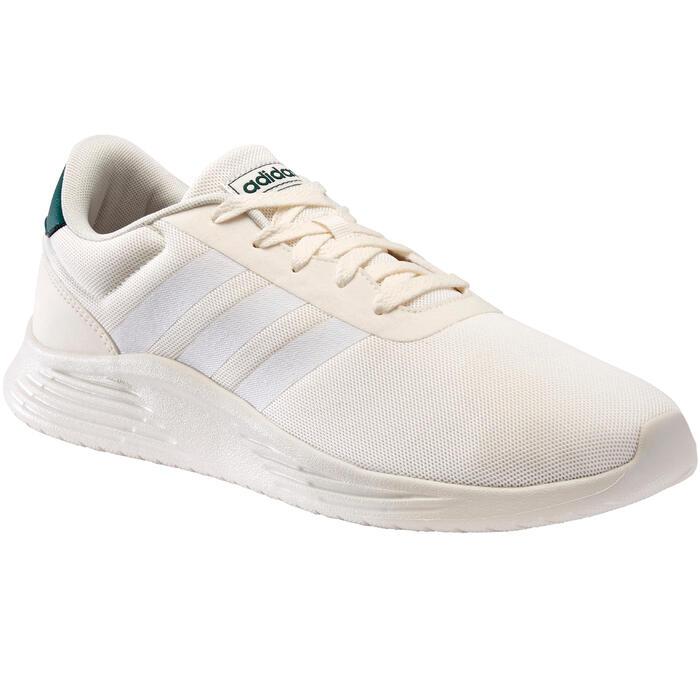 Desmañado Entender mal Petrificar  Zapatillas Caminar Adidas Lite Racer Hombre Blanco ADIDAS | Decathlon