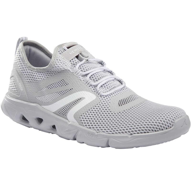 МУЖ ОБУВЬ ДЛЯ ФИТНЕС ХОДЬБЫ Комфортная обувь для ходьбы - КРОССОВКИ МУЖСКИЕ PW 500 FRESH NEWFEEL - Комфортная обувь для ходьбы