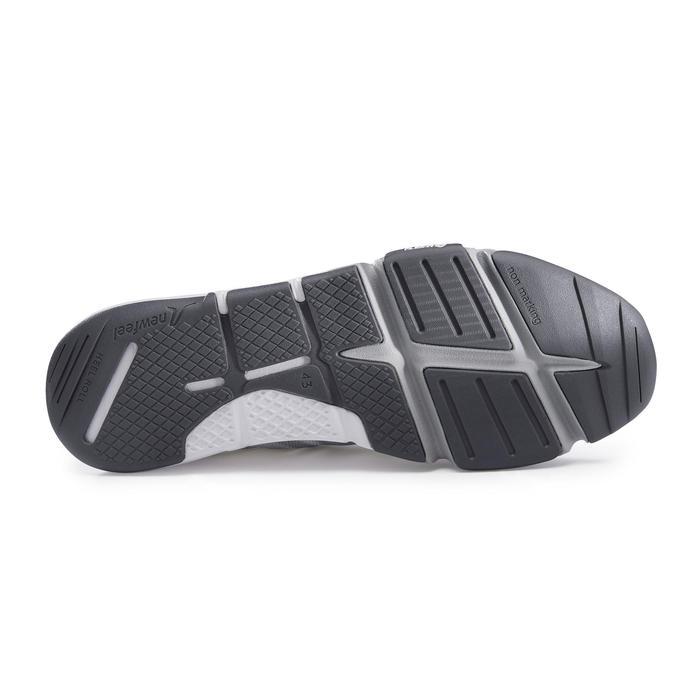 Herensneakers voor sportief wandelen PW 540 Flex-H blauw