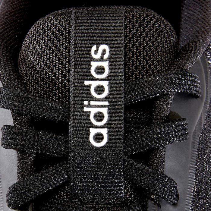 Herensneakers voor sportief wandelen Nova zwart/wit