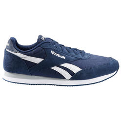 Chaussure marche sportive homme Reebok Royal Classic bleu