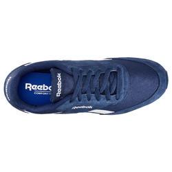 Chaussure marche sportive homme Reebok Royal Classic bleu