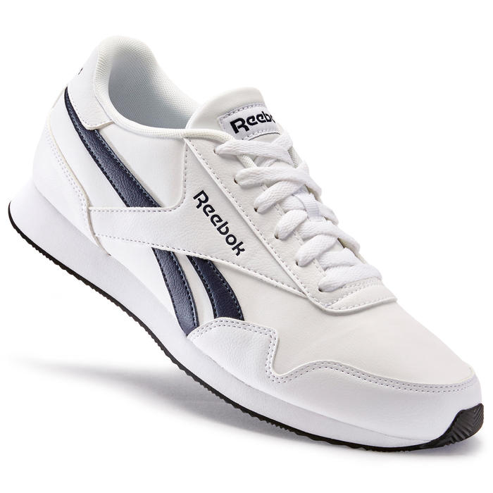 Chaussure marche sportive homme Reebok Royal Classic blanc