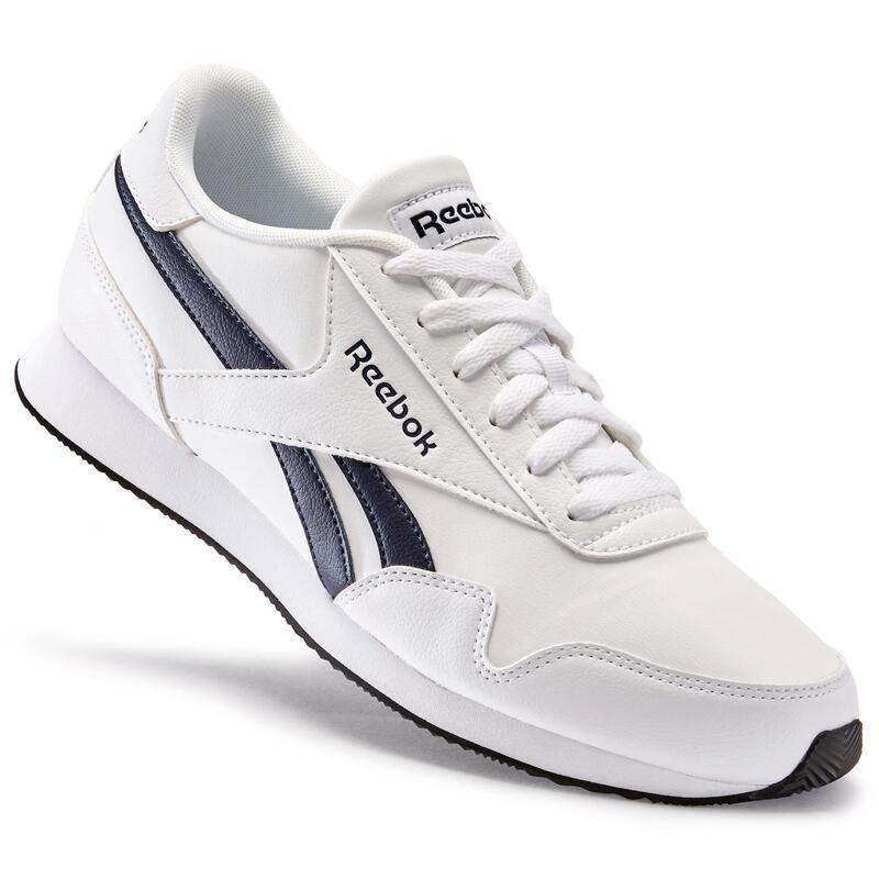 Calçado de Caminhada Urbana Homem Reebok Royal Classic Branco
