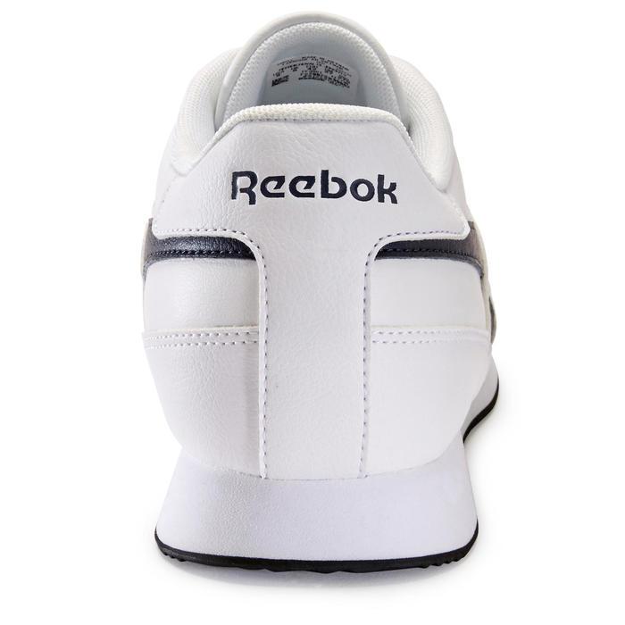 Herensneakers voor sportief wandelen Royal Classic wit