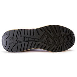 Sneakers voor sportief wandelen heren Felano bruin