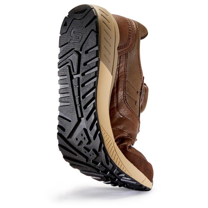 Chaussures marche sportive homme Skechers Felano marron