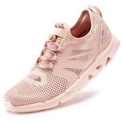 PW 500 Women's Fitness Walking Shoes- pink