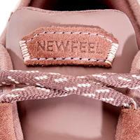 Tenis Caminar Actiwalk Confort Leather Mujer Rosa