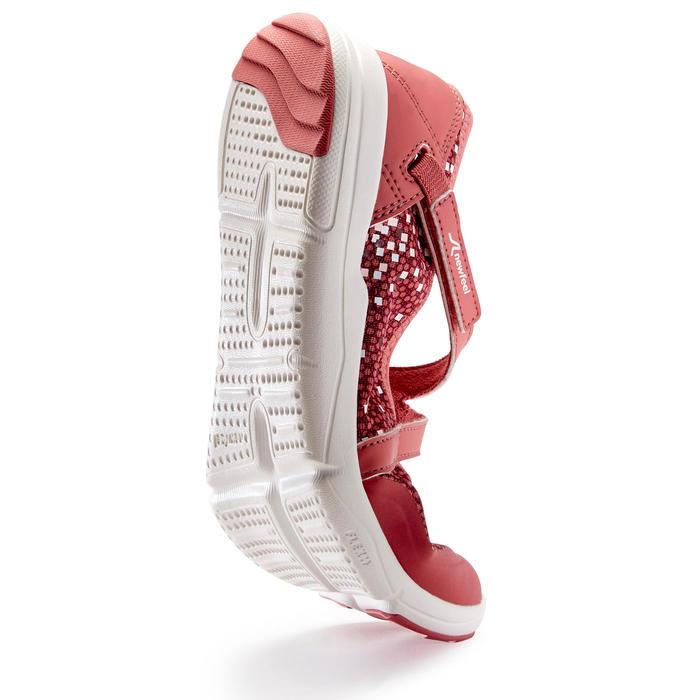 Damesballerina's voor sportief wandelen PW 160 Br'easy roze