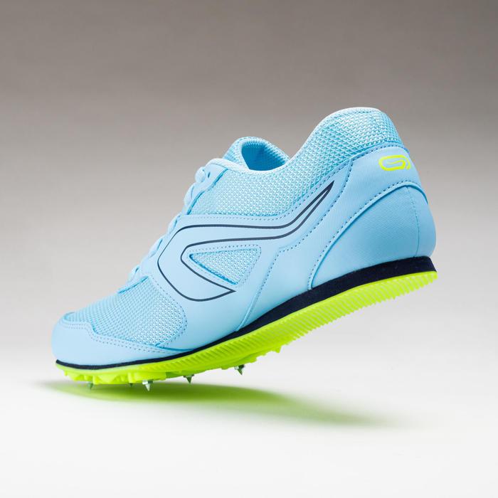 50% rebajado gran selección de tienda oficial Zapatillas De Atletismo Kalenji Adultos y Niños Negras Naranja Con ...