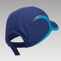 KIDS' ATHLETICS CAP - BLUE