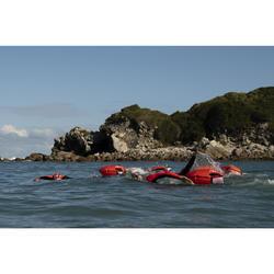 Neopreen wetsuit voor zwemmen in open water dames OWS 2/2 mm