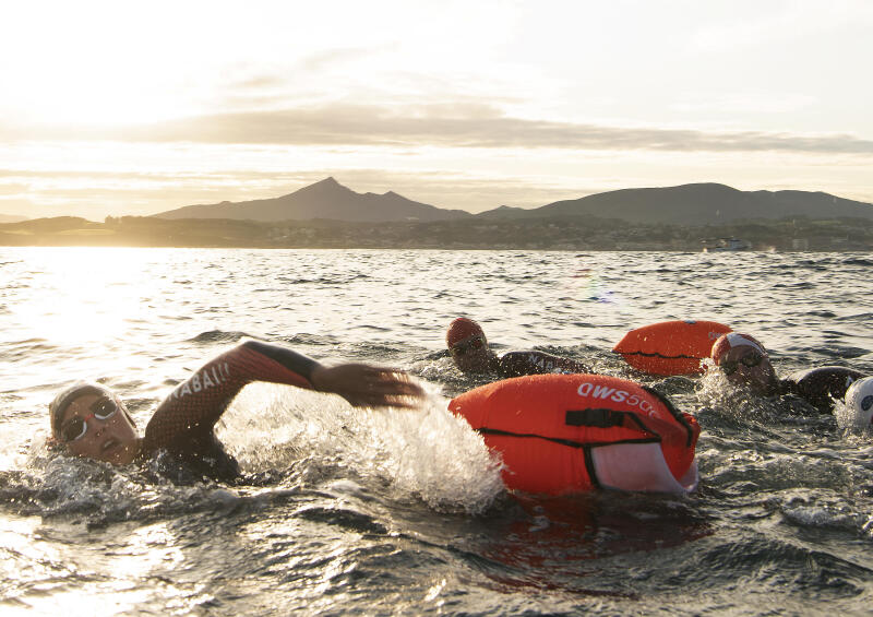 Training for open water