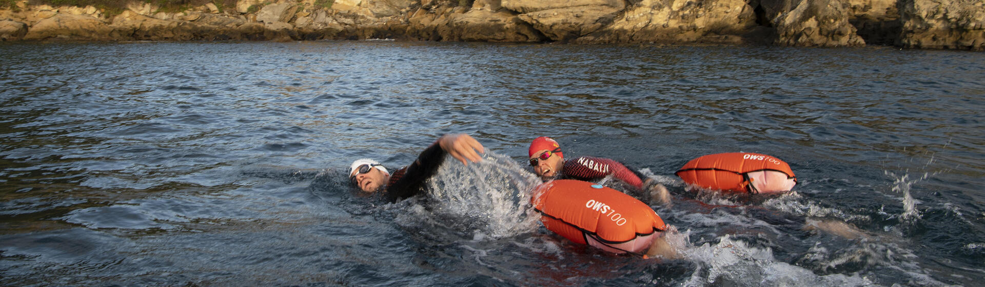 Natação Águas Abertas, Swim Run