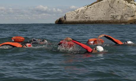 Quels exercices pour s'entraîner en eau libre