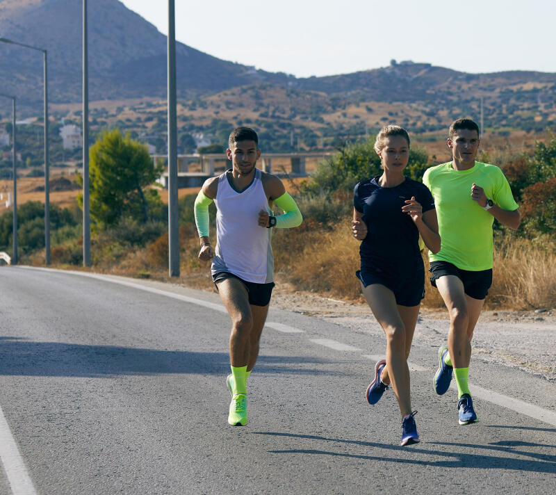 跑得更快更久 跑步的增肌運動