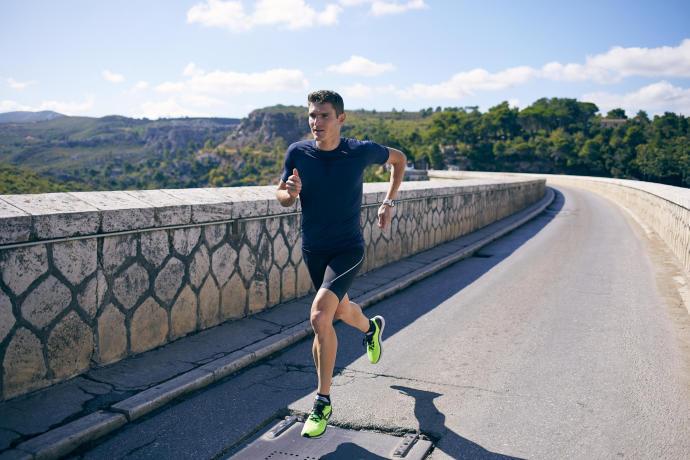Lukas Running-Experte