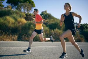 間歇訓練:精進跑步表現