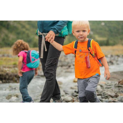 Zip Off Hose Wandern Mh500 Kleinkinder Gr 89 121cm Grau Quechua Decathlon