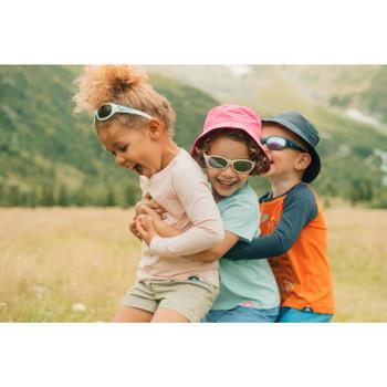 Lunettes de soleil randonnée - MH K120 - enfant 2-6 ans - catégorie 4