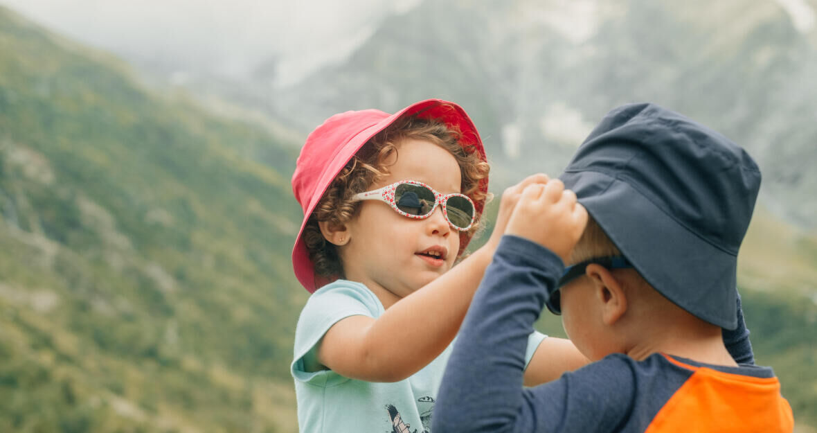 How to protect yourself properly from the sun in the mountains