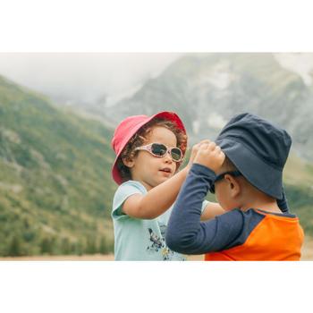 Chapeau randonnée enfant MH 2 A 6 ANS marine