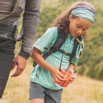 Wandelverrekijker voor kinderen zonder scherpstellen MH B100 x6 oranje