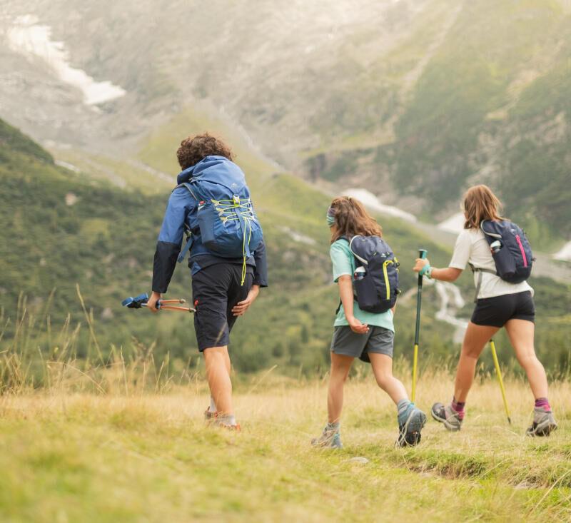 Packa ryggsäcken för äldre barn -titel