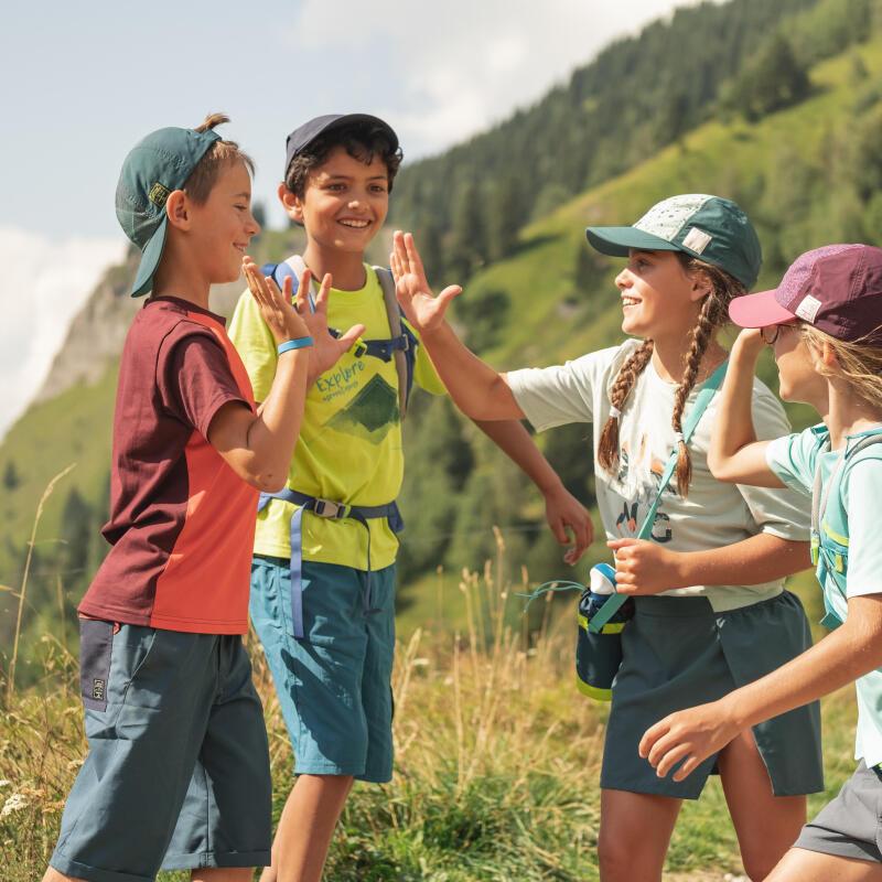 Comment habiller un enfant porté en randonnée - titre