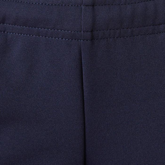 Voetbaltrainingsbroek voor kinderen T100 blauw