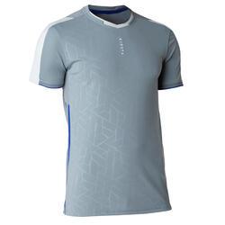 Voetbalshirt voor volwassenen TRAXIUM donkergrijs