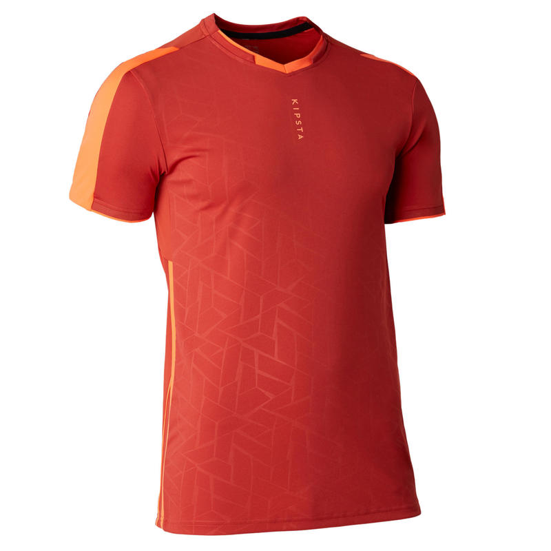 Maillot de football adulte TRAXIUM rouge