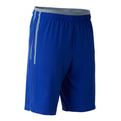 Adult 3-in-1 Football Shorts Traxium - Blue