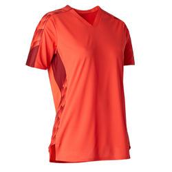 Voetbalshirt voor dames F900 rood