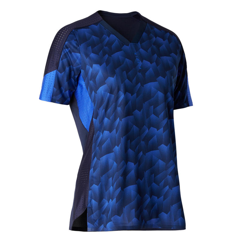 Camiseta de Fútbol Kipsta F900 Mujer Azul