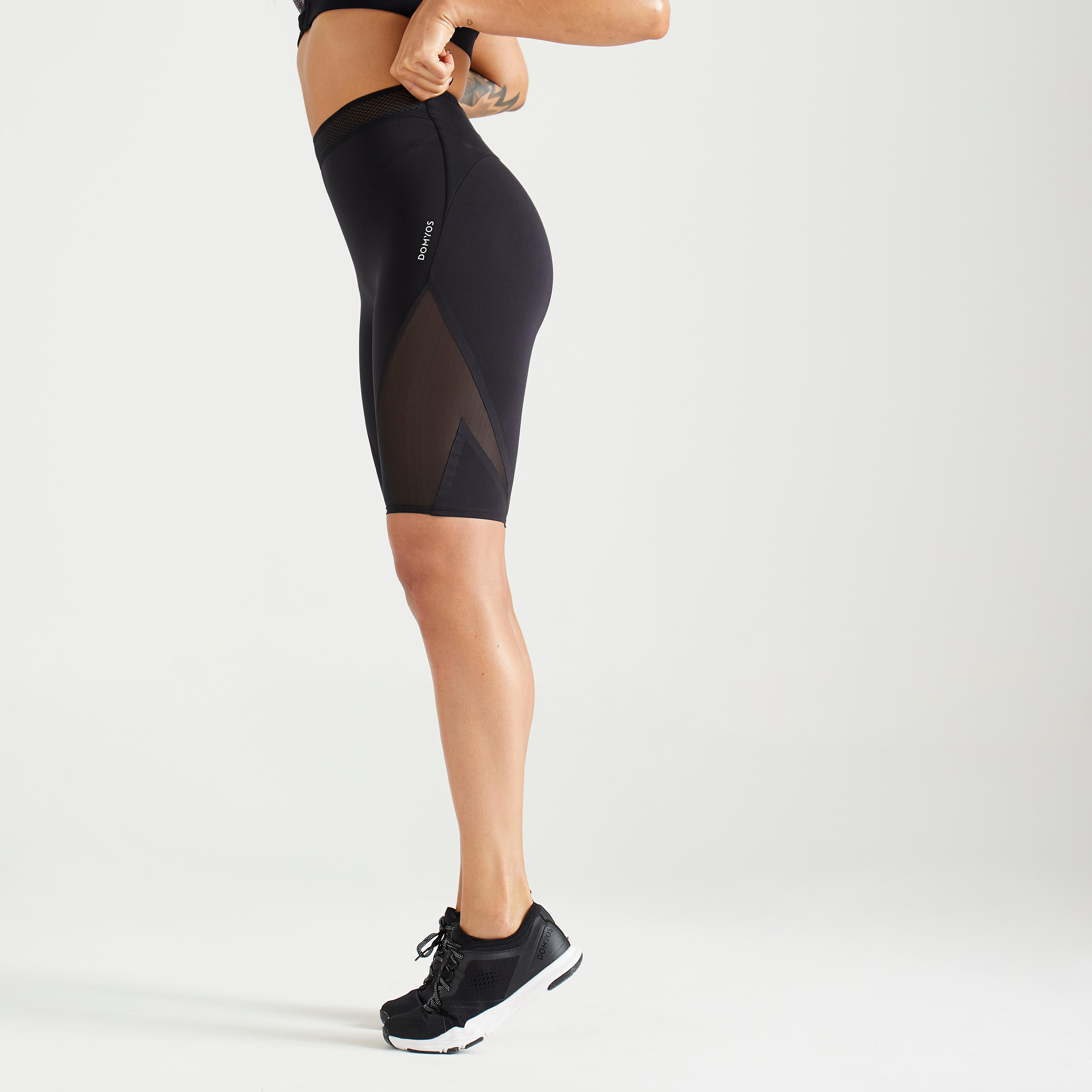 Șort Fitness 921 Negru