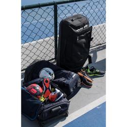 Sac à roulettes trolley - valise Intensif 65L bleue nuit