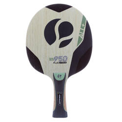 BOIS DE RAQUETTE DE TENNIS DE TABLE FW 950 FF ALL+ BEIGE
