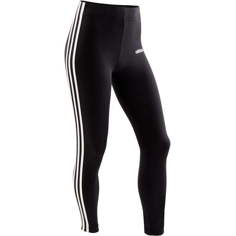 ABBIGLIAMENTO LEGGERO BAMBINA Ginnastica, Pilates - Leggings Adidas bambina neri ADIDAS - Ginnastica, Pilates