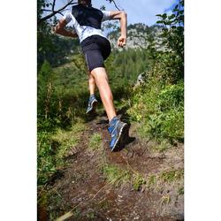 XT7 TRAIL RUNNING SHOES FOR MEN - BLUE/BRONZE